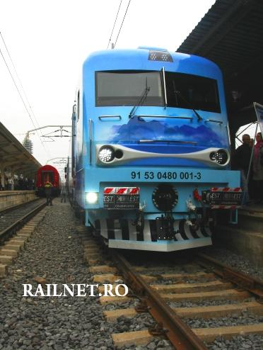 Postul 2 al locomotivei - engine's 2-nd driving post.jpg